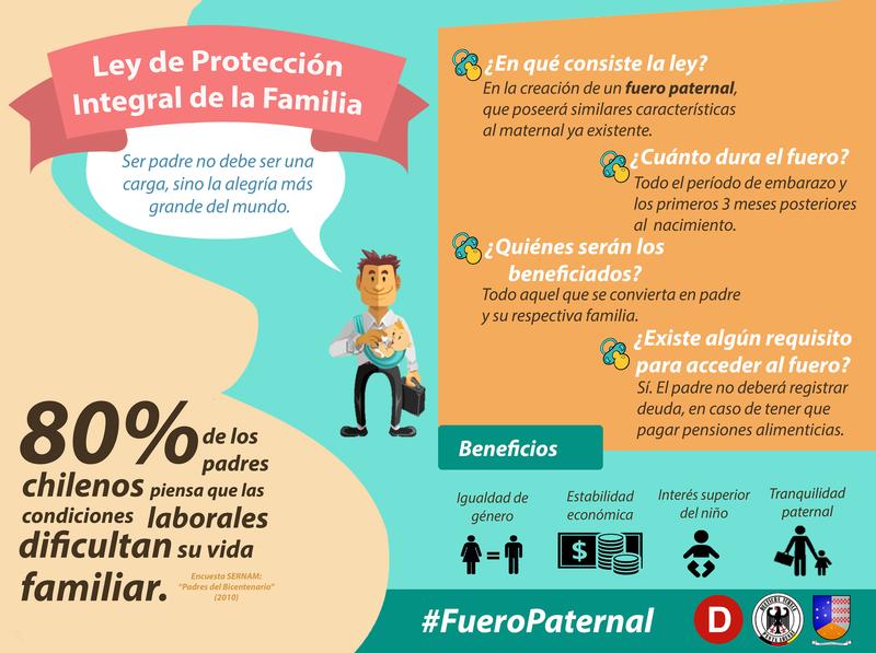 Ley de Protección integral de la familia. Tercer Lugar