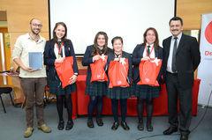 Equipo del Colegio María Auxiliadora ganó la final regional de Los Ríos