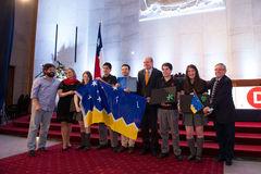 Colegio Alemán de Punta Arenas ganó la final del Torneo Delibera 2015