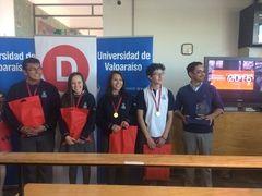 Instituto Chacabuco de Los Andes ganó la  final regional de Valparaíso del Torneo Delibera