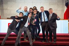 El Instituto Nacional ganó la gran final del Torneo Delibera