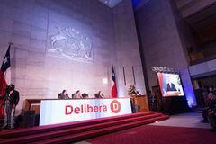 Parlamentarios invitan a participar de Delibera 2019