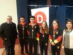"""Equipo """"Dialéctica"""" se corona como campeón de la Final Regional en Coquimbo"""