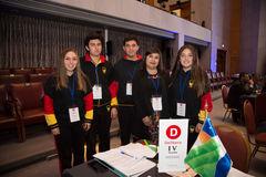Equipo de la Región de Coquimbo ganó la final nacional del Torneo Delibera 2018