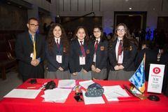Equipo del Liceo Polivalente Hernando de Magallanes de la Región de Magallanes y Antártica Chilena ganó la final nacional del Torneo Delibera 2019