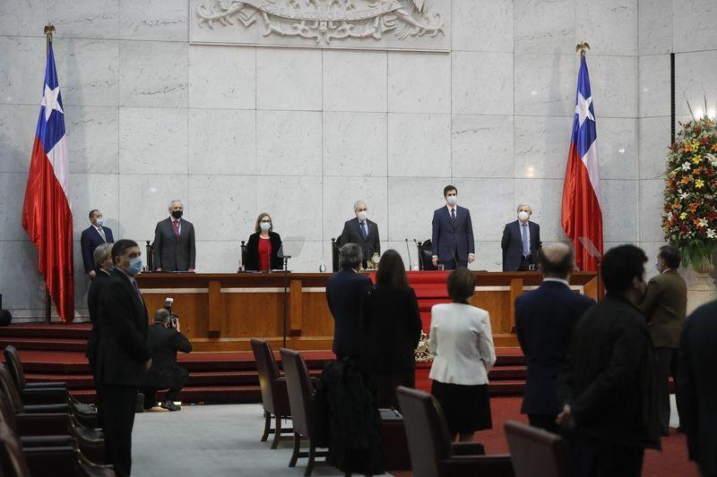 Congreso Nacional rindió su sexta Cuenta Pública