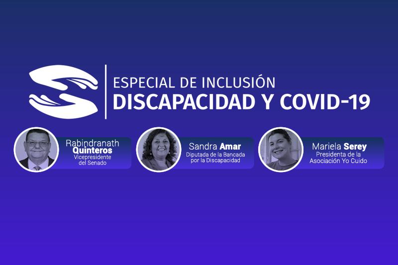 BCN abordará en programa online la situación de las cuidadoras de Personas con Discapacidad