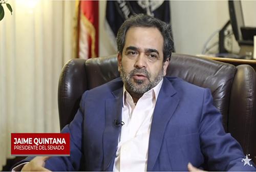 Presidente del Senado, Jaime Quintana - Crisis social y el camino a una nueva Constitución