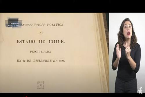 Constituciones Políticas - La Constitución Política de 1823.