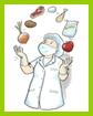 Manipuladoras y manipuladores de alimentos