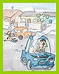 Accidentes de tránsito: Responsabilidad del conductor (Ley Emilia)