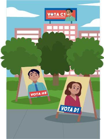 Transparencia, límite y control del gasto electoral