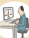 Tramitación electrónica de causas judiciales