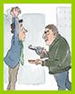 Delitos contra la propiedad (robos y hurtos)