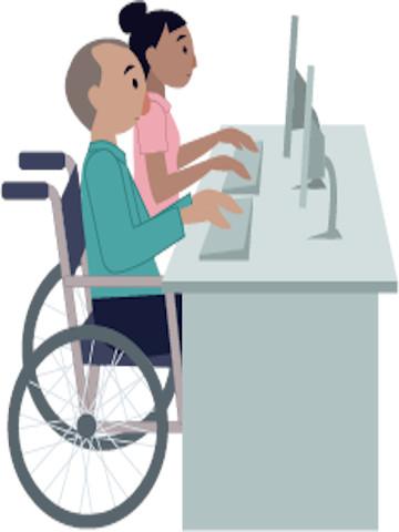 Inclusión de personas en situación de discapacidad al mundo laboral