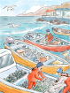 Caletas de pescadores artesanales