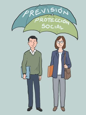 Incorporación de trabajadores y trabajadoras independientes al sistema de previsión y protección social