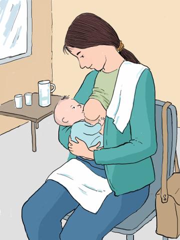 Protección de la lactancia materna y el amamantamiento