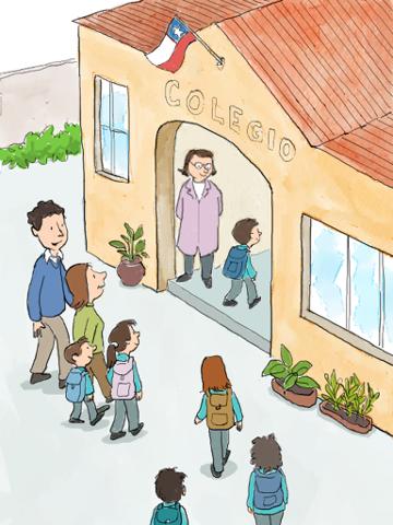 Derechos y deberes de padres, madres y apoderados