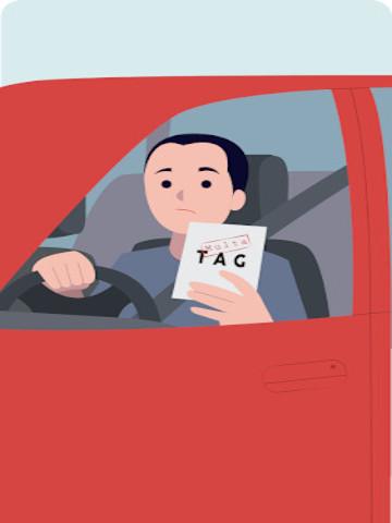 Regularización de deudas de carreteras y autopistas (pago de TAG)