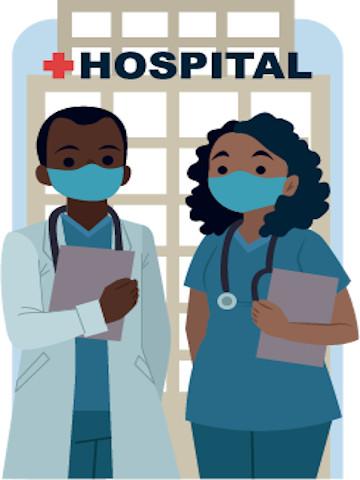 Habilitación temporal de especialidades médicas