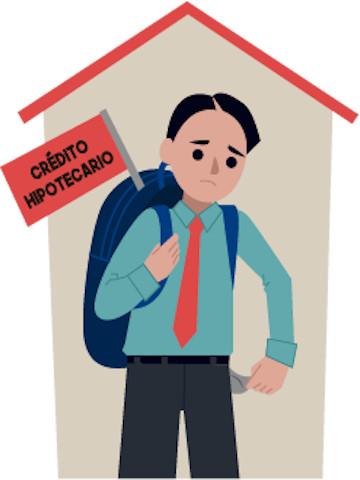 Postergación de cuotas de créditos hipotecarios y garantía estatal