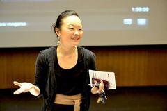 Julie Kim entregó detalles de la amplia agenda del Centro Asia Pacífico UDP durante 2015