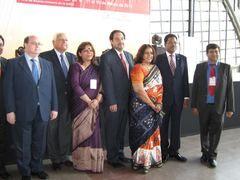 Comenzó la Expo India 2015 con la participación de 90 empresas textiles y de manufacturas