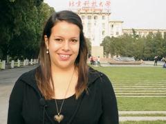"""Francisca Soza: """"Nunca pensé que iba a querer estar más tiempo del presupuestado en China"""""""