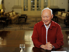 """Fallece a los 91 años Lee Kuan Yew, el """"padre"""" de Singapur"""