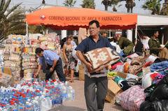 Japón realizó importante envío de ayuda a damnificados en el norte de nuestro país