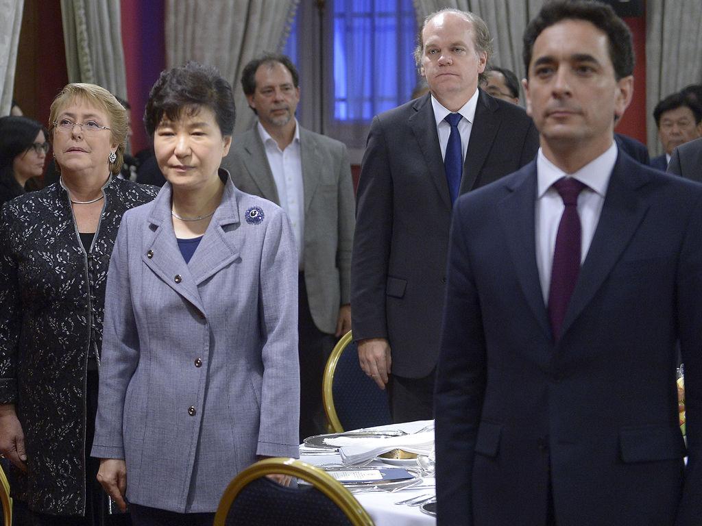 """Presidente de la Cámara de Diputados: """"Park Geun-hye tiene un impresionante conocimiento de nuestra relación bilateral"""""""