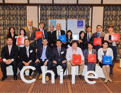 Chile Day en Japón 2015 capacitó a 75 operadores turísticos