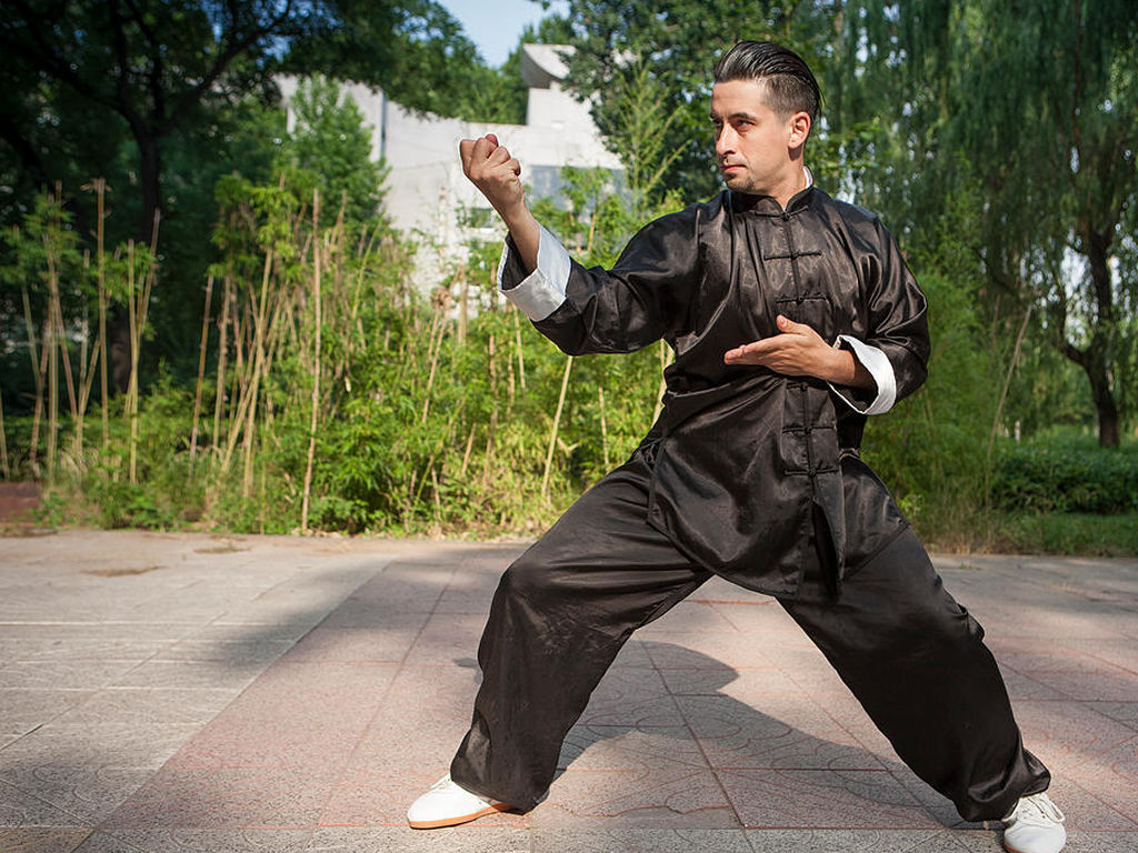 Aznous Boisseranc: el chileno que nació para ser maestro de artes marciales en China