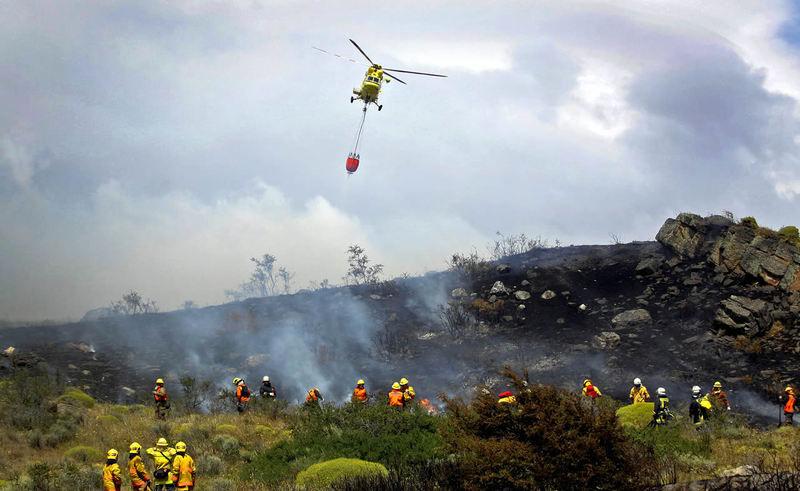 Australia y la planificación de sus ciudades para evitar la propagación de incendios forestales