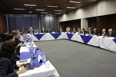 Seis países del Asia participaron en la reunión U21 realizada por la Universidad Católica
