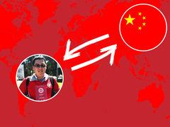 Conozca la experiencia de Yerko Alfaro, un joven con discapacidad visual que aprende chino mandarín por Skype