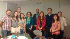 Primeros avances para acercar a científicos chilenos en el extranjero al Congreso