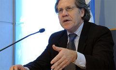 El nuevo Secretario General de la OEA, Luis Almagro, tomó posesión de su cargo y señaló las prioridades de su mandato