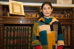 "Elena Gu, directora académica del Instituto Confucio UC: ""Le tengo cariño a la cultura hispánica"""