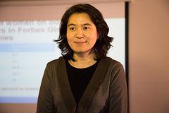 """Hai Kyung Jun, representante de Unicef: """"Chile y Corea tienen desafíos comunes en materia de igualdad"""""""
