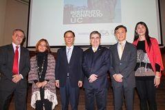 Instituto Confucio UC celebró un nuevo año afianzando los lazos culturales con China