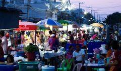 Las medidas de Tailandia para regular el comercio callejero de alimentos
