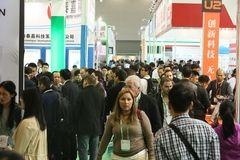Segunda exhibición de maquinaria y electrónica de China trajo a 50 expositores