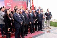 Comenzó el primer Chile Week en China con autoridades y presencia de las regiones