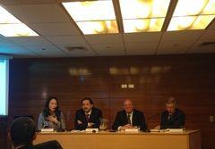Seminario abordó los principales desafíos a futuro en la relación con China