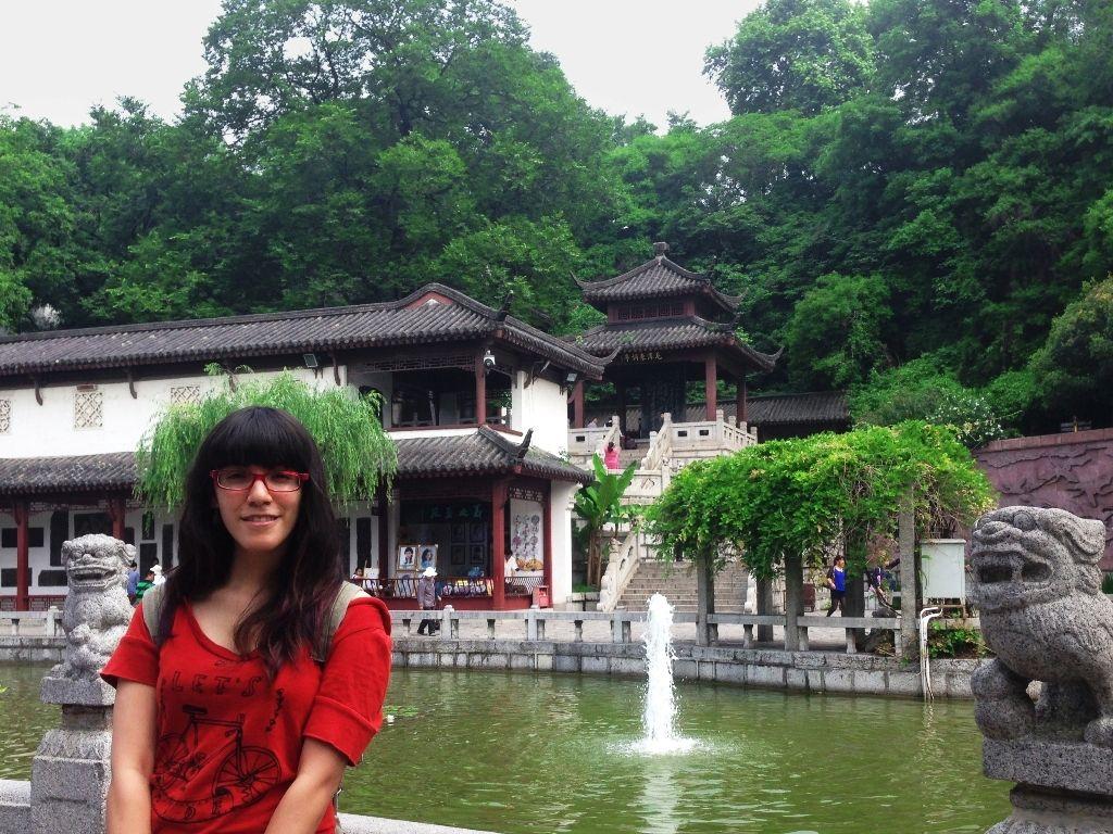 El aprendizaje cultural de Cassandra Armijo en China