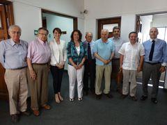 Observatorio Parlamentario BCN y Colegio Médico acuerdan estrechar lazos