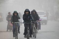 Política para reducir la polución en Beijing se centra en optimizar procedimientos transparentes