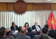 Seminario en el Cesim analizó estado actual de las relaciones bilaterales con China